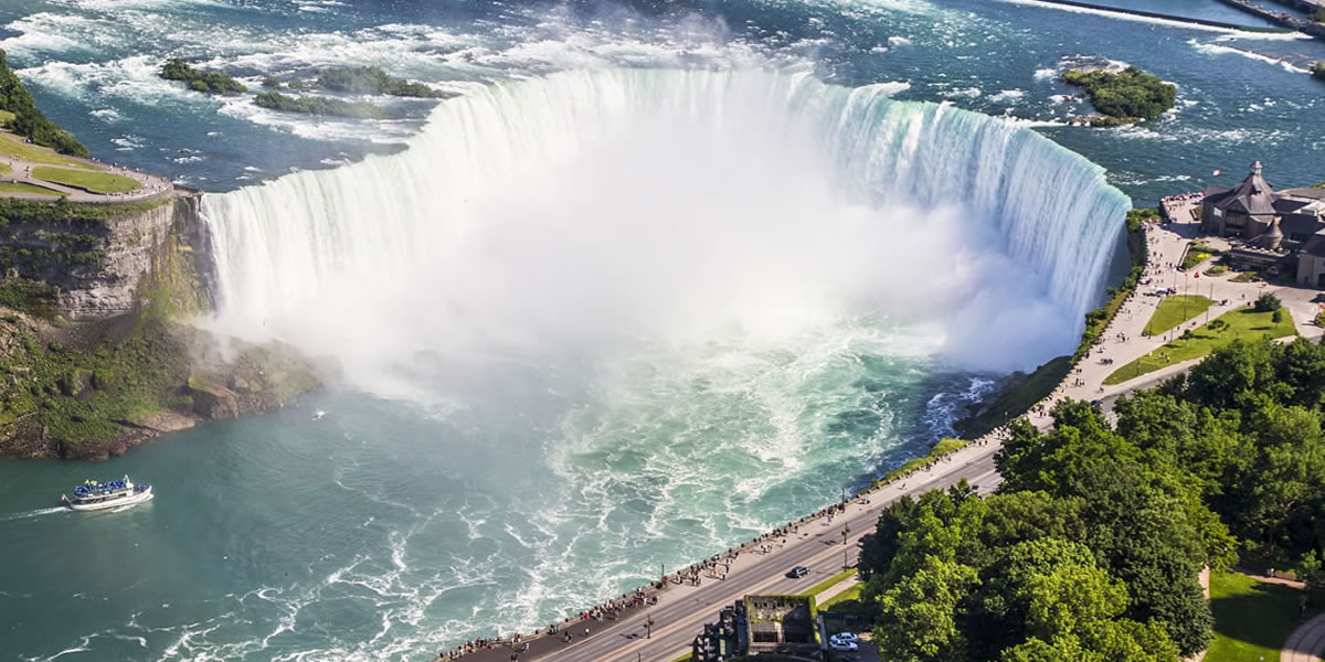 2 Days Niagara Falls Tour By Africa One Tours