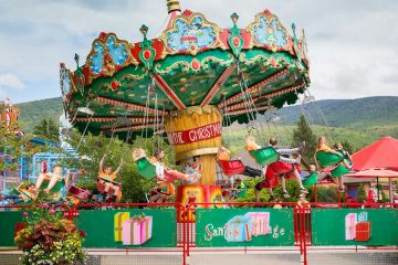 Christmas Decoration During Christmas Season By Africa One Tours