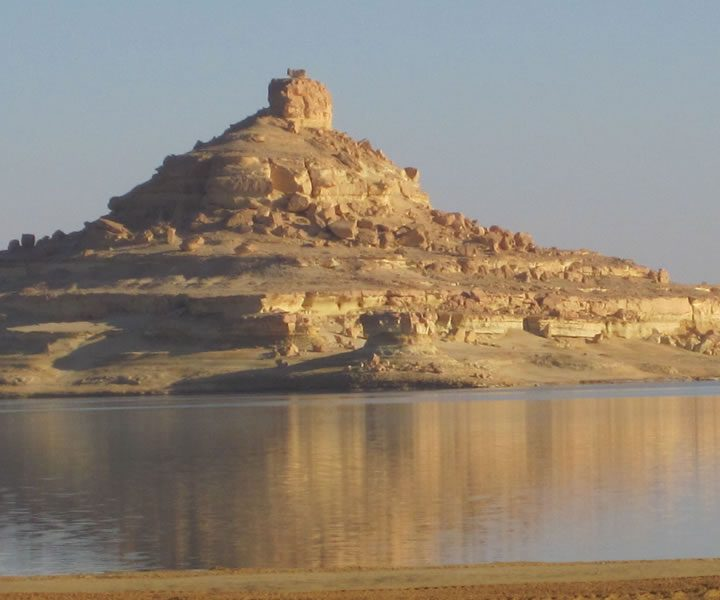 Egypt Oasis From Africa One Tours