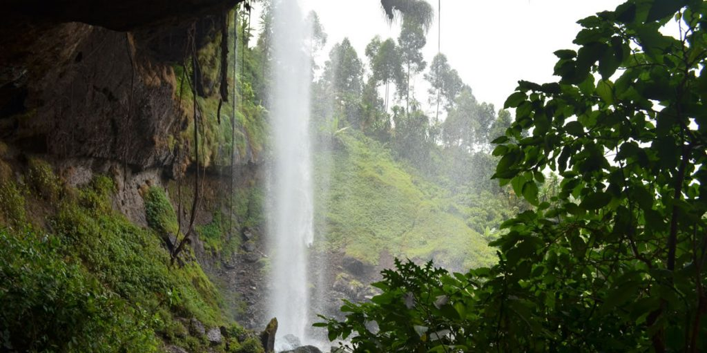 Hiking and Walks in Sipi Falls by Africa One Tours