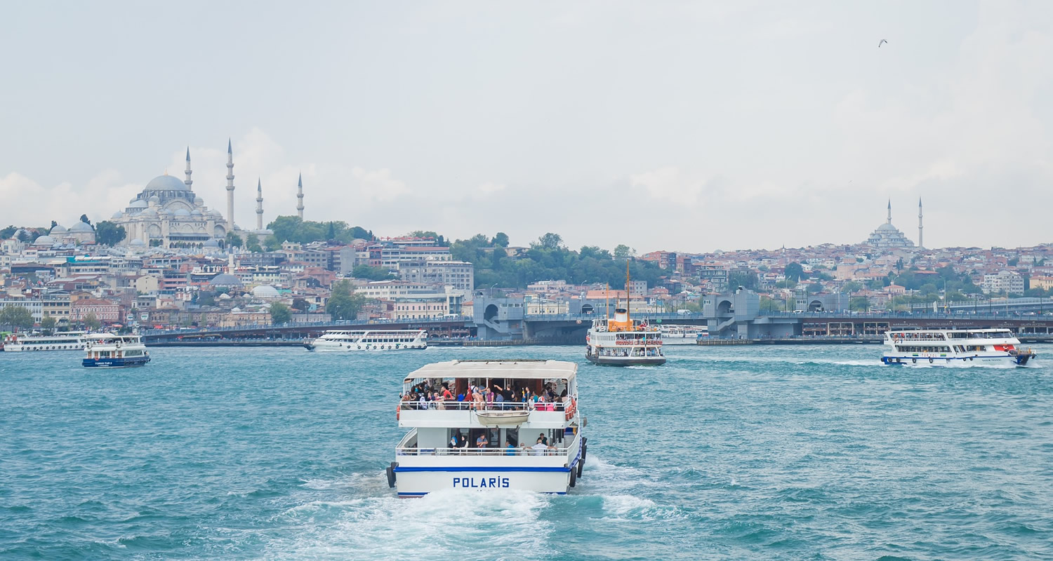Istanbul- Turkey boat cruise - Africa One Tours and Travel