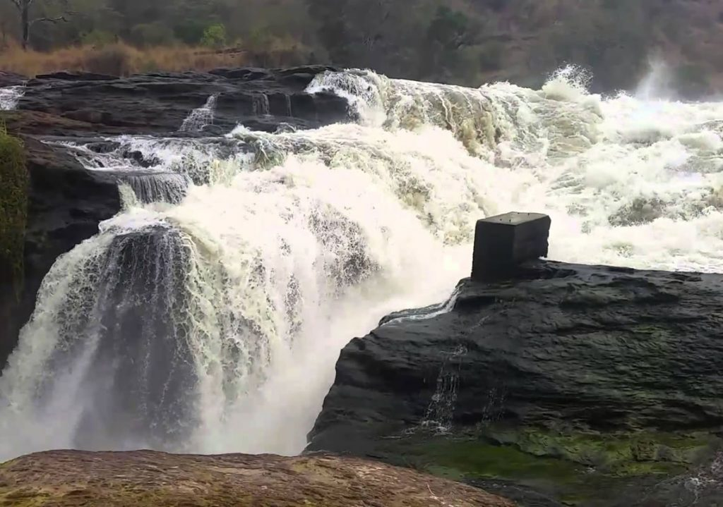 Murchison Falls National Park in the Northern Region of Uganda