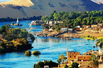 Nile Cruise And Beautiful Scenery By Africa One Tours