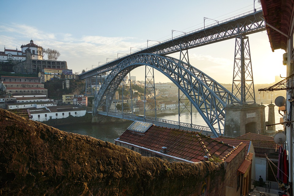 Porto Portugal, Building in Rio, Africa One Tours and Travel