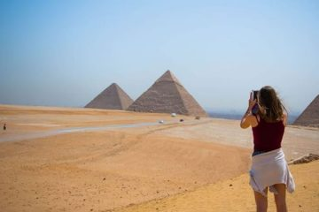 Pyramids of Egypt For Pharaoh