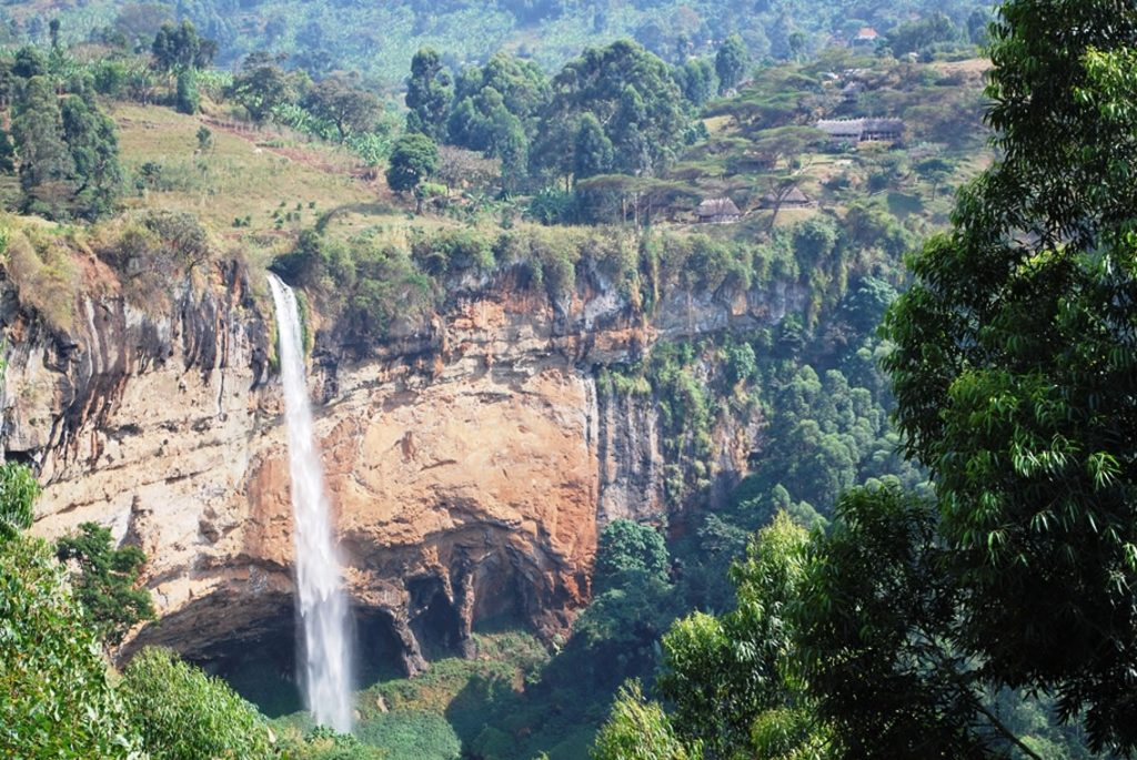 Sipi Falls- Picture for Africa One Tours and Travels
