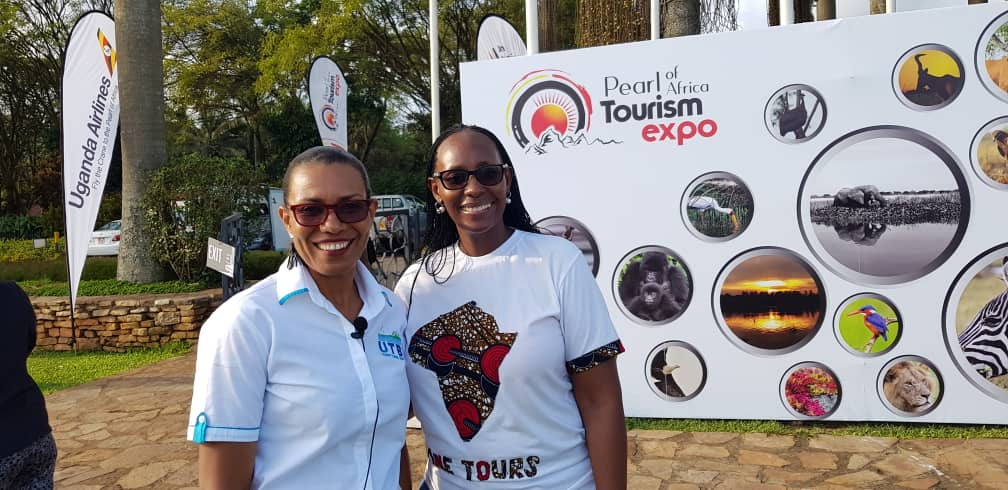 Africa One Tours and Travel staff participating in POATE 2020
